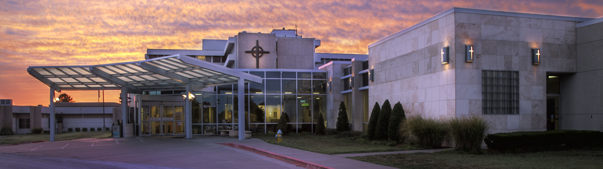 Via Christi Hospital in Pittsburg