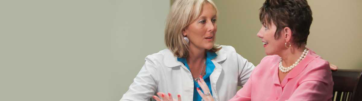 Breast care services at Via Christi