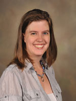 Dr. Melissa Sandberg  | Via Christi International Family Medicine Fellows