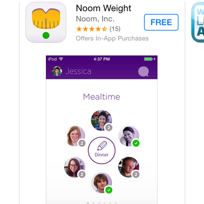 Health-related apps