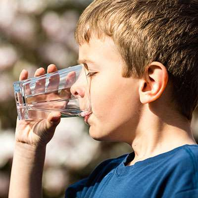 Image result for chlid drinking water pic,nari