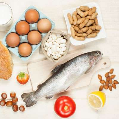 food allergies and food intolerances