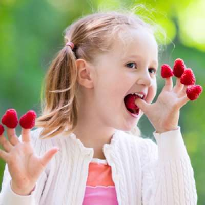healthy eating tips for kids summer