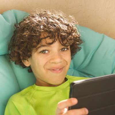 KIds' screen time