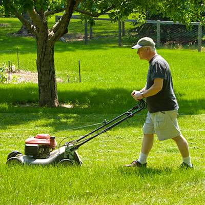How to turn your yard work into a workout via christi health How many calories do you burn doing yard work