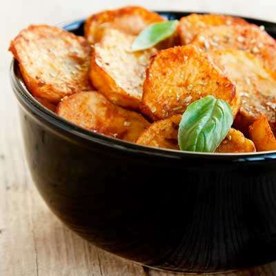 Recipe: Grilled Sweet Potatoes with Tangy Vinaigrette