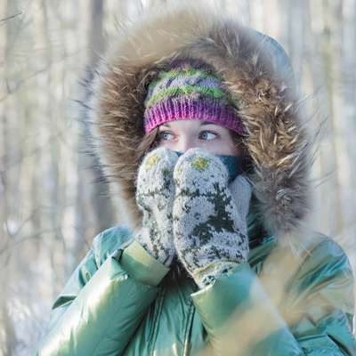 Winter asthma flare-ups