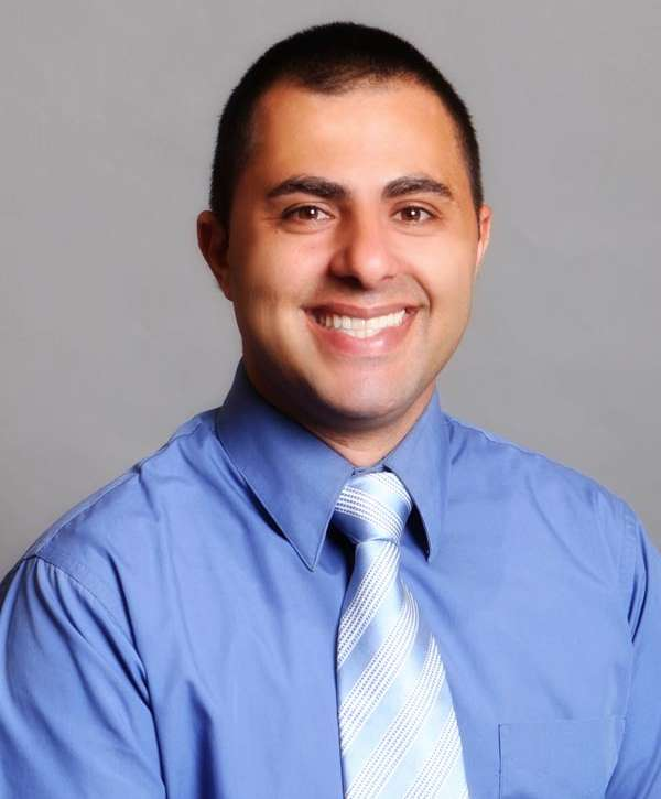 Dr. Zayour with Via Christi Clinic